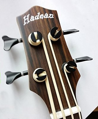 Hadean Acoustic Electric Bass Ukulele UKB-22 NM