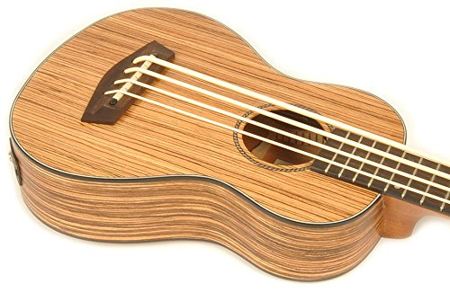Hadean Acoustic Electric Bass Ukulele UKB-22 NM close