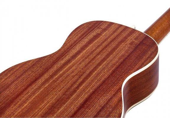 Cordoba 15CM-E Sunburst Concert Acoustic Electric Ukulele