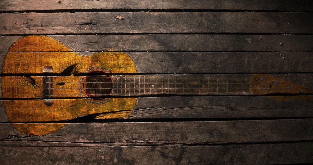 Fender Tenor Ukulele-Nohea