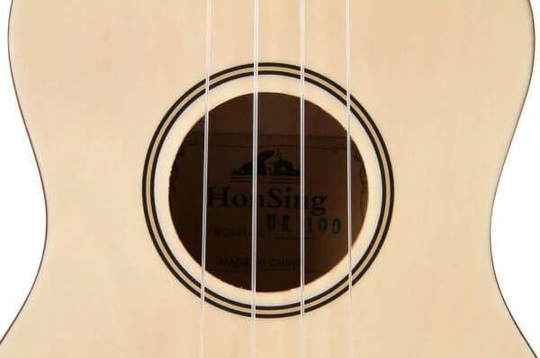 ukulele soundhole