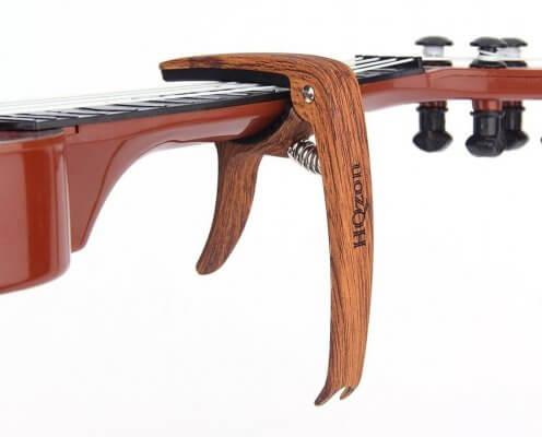 ukulele capos