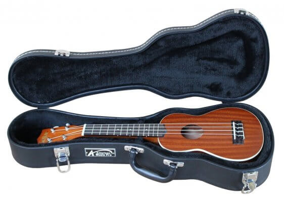 ukulele hard case